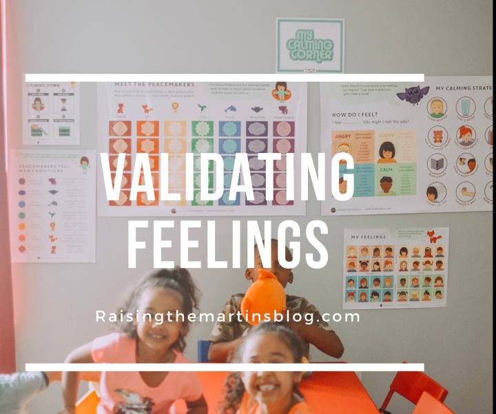 Validating Feelings
