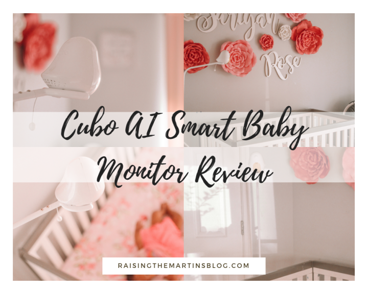 Cubo AI Smart Baby Monitor Review